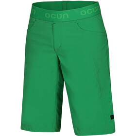 Ocun Mánia korte broek Heren, green/navy